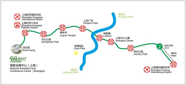 2018上海CAS改装车展时间 门票预订 交通
